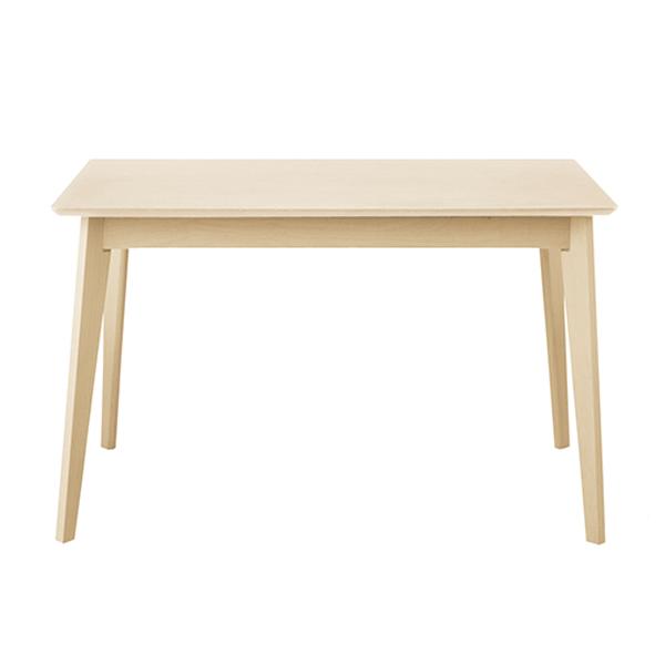【商品名】 DT5 ダイニングテーブル 食卓テーブル のみ【カラー】 ナチュラル 色【サイズ】 幅 135 ×奥行80×高さ70cm【主素材】 アッシュ 材 つき板テーブル 木製 北欧 ミッドセンチュリー おしゃれ モダン ダイニング 食卓 カフェ