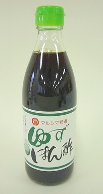 ゆずぽん酢 300ml(HZ)