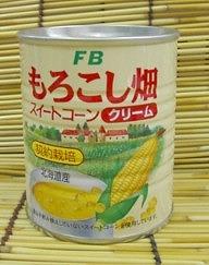 もろこし畑 お求めやすく価格改定 初回限定 クリーム HZ 190g北海道契約栽培コーン使用