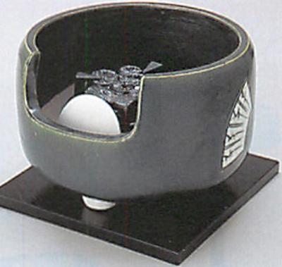 ヤマキ製電熱式道安織部
