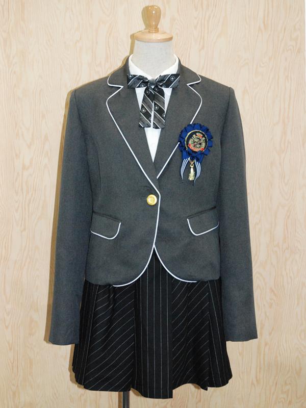 ヒロミチナカノチルドレンh.n.c卒業スーツ3点セット