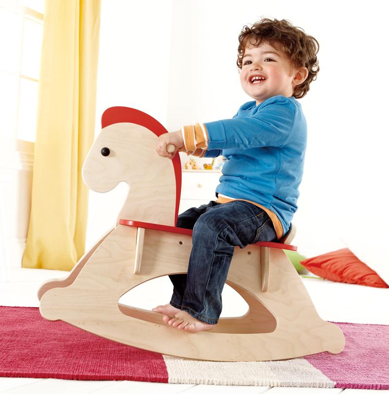 【正規品】 ドイツの木製玩具メーカーHape(ハペ)の製品  ロッキングホース プレゼントに♪【木のおもちゃ】, 金木町:c8498ba7 --- clftranspo.dominiotemporario.com