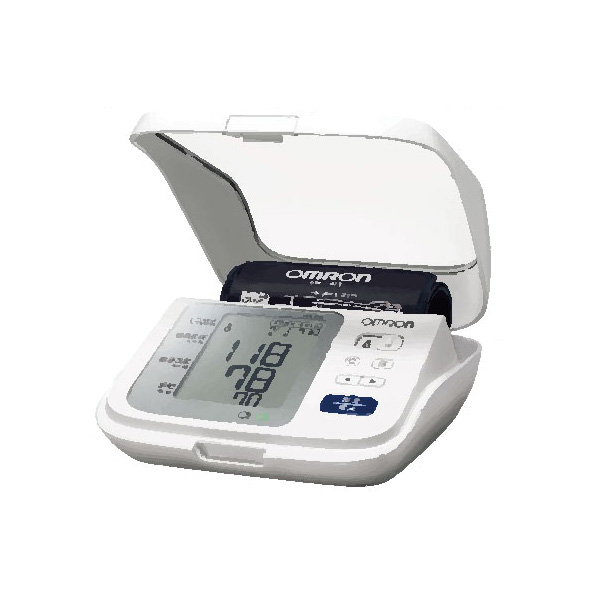 オムロン 血圧計 (介護用品 老人 高齢者 シニア お年寄り 便利グッズ 贈り物 ギフト プレゼント)