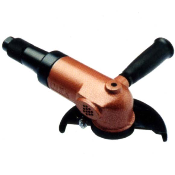 中谷機械 エアー工具 アングルグラインダー NAS4B-CR ダイヤモンドカッター(切断砥石)仕様