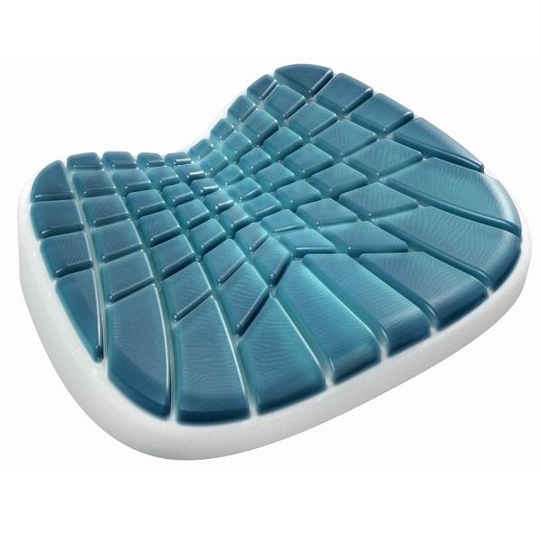 【正規販売店】テクノジェルリビング シートパッド 【椅子 マット チェアマット チェアパッド クリア 透明 オフィス デスク フィット 体圧分散 送料無料】Technogel Living Seat Pad P27Mar15
