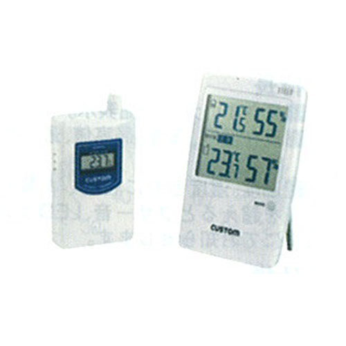 無線温湿度モニター HI-01RF【土木・建築・工場・測量】【送料無料】【メーカー直送の為発送に数日かかります。】