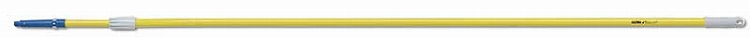 高所 リーチポール カーボングラスファイバーポール(2段×2.0m) セイワ TLG-260 1本