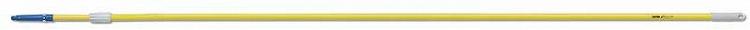 高所 リーチポール カーボングラスファイバーポール(2段×2.5m) セイワ TLG-265 1本