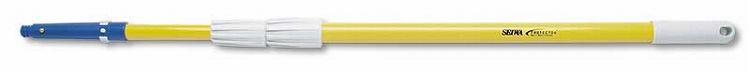 高所 リーチポール カーボングラスファイバーポール(3段×0.6m) セイワ TLG-300 1本