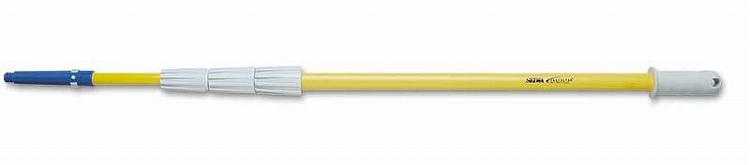 高所 リーチポール カーボングラスファイバーポール(4段×0.6m) セイワ TLG-400 1本
