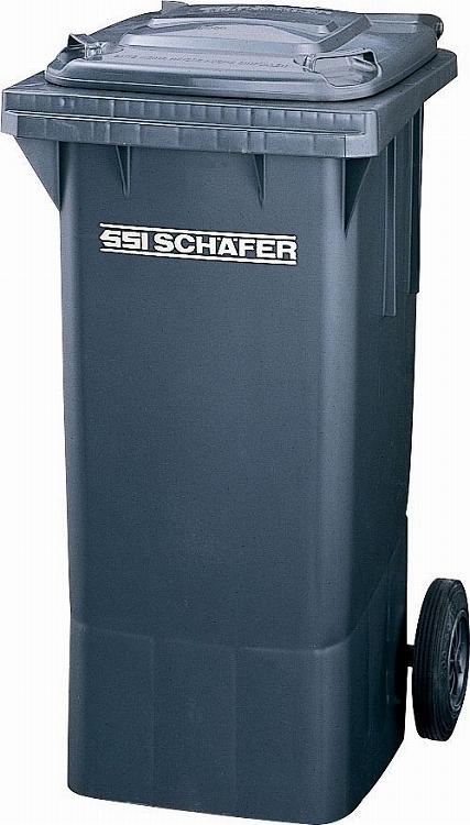 ゴミ箱 タイヤ付き ウェイストペール GMT-80 山崎産業