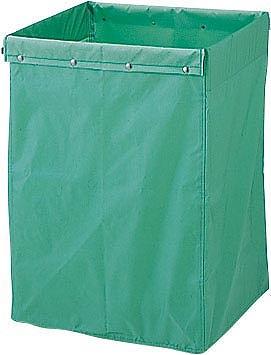 回収袋 カラー システムカート ECO袋180L 山崎産業 CA451-180X-MB