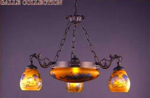 AGL-0216DB-3252 COLLECTION アカネライティング・ガレコレクション GALLE COLLECTION GALLE ガレ・コレクション MAGNOLIA(木蓮) 6灯シャンデリア MAGNOLIA(木蓮) ダークブロンズ, ニチナンシ:899c9668 --- lg.com.my
