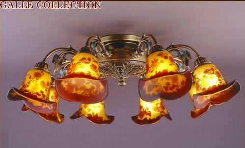 魅力的な価格 AGL-1819MB8 アカネライティング・ガレコレクション GALLE COLLECTION ガレ・コレクション NEW ROSE(ニューローズ) 8灯シャンデリア マットブロンズ, すまいのコンビニ 59ef4042