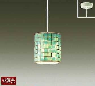 [LED電球色] 細コード吊ペンダント DAIKO DPN-39551Y