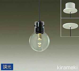 LZP-91661YT DAIKO kirameki lamp 細コード吊ペンダント [LED電球色]