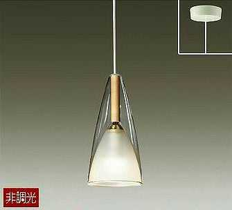 DPN-40012Y DAIKO ガラス コード吊ペンダント [LED電球色]