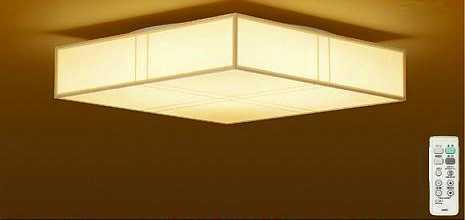 DCL-39379SS DAIKO 調光・調色タイプ 和風シーリングライト [LED][~10畳]