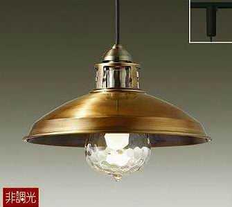 DPN-40267Y DAIKO ヴィンテージスタイル プラグタイプコード吊ペンダント [LED電球色]