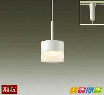 DPN-40451Y DAIKO ときめき 非調光 プラグタイプコード吊ペンダント [LED電球色]