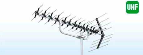 ULX14P2 DXアンテナ UHF14素子アンテナ