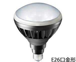 LDR16N-HB850 岩崎電気 EYE アイ レディオック LDR16N-H/B850 LEDアイランプ16W 本体黒 [LED昼白色][E26口金]