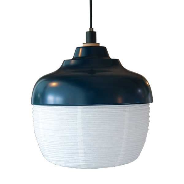 ODKL-0301-B kimu design studio The New Old Light ニューオールドライト Large ラージ 青