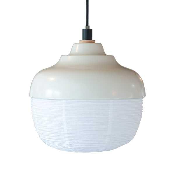 ODKL-0301-W kimu design studio The New Old Light ニューオールドライト Large ラージ 白