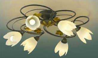 AA39797L コイズミ照明 ilum ITALY Spirale スピラーレ 直付シャンデリア [LED電球色][~4.5畳]