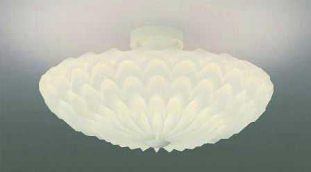 AH43909L コイズミ照明 GRAFLEUR グラフルール 調光・調色タイプ シーリングライト [LED昼光色~電球色][~8畳]