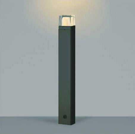 AU42269L コイズミ照明 アウトドアポールライト [LED電球色][ブラック]