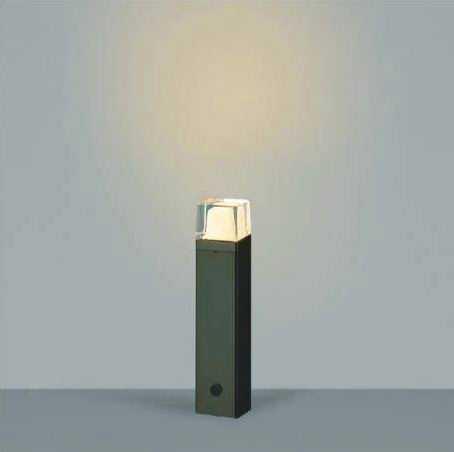 送料無料 AU42272L 驚きの価格が実現 NEW ARRIVAL コイズミ照明 LED電球色 アウトドアポールライト ブラック