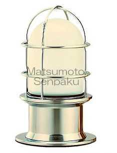 RPR-DK-S 松本船舶 ハイグレードシリーズマリンランプ プレミアデッキシルバー アウトドア門柱灯 [LED電球色]
