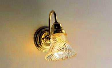 MB50407-26 マックスレイ NEW YORK LIGHT GALLERY 透明ガラス ブラケット [E26][真鍮]