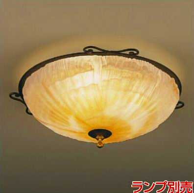 ML30024-21-44 マックスレイ LAM EXPORT 鋼塗装仕上 シーリングライト [E26][ブラウン]