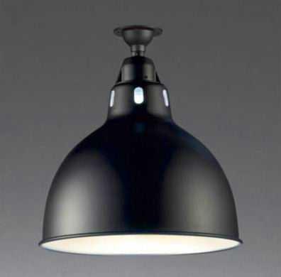 ML30104-02-90 マックスレイ アルミセード シーリングライト [LED電球色][ブラック]