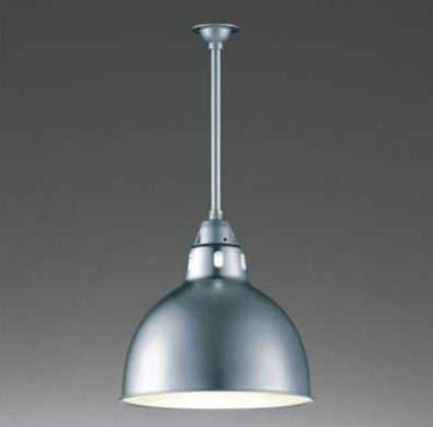 ML30105-40-90 マックスレイ アルミセード パイプ吊シーリングライト [LED電球色][シルバー]
