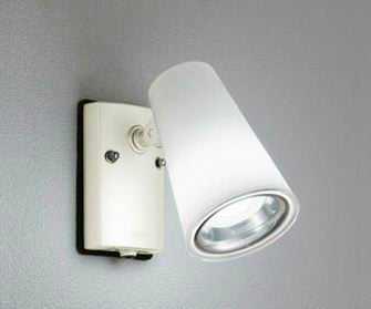 OG254341ND オーデリック 人感センサ付 アウトドスポットライト [LED昼白色][オフホワイト]