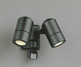 OG254576 オーデリック 人感センサ付 アウトドスポットライト [E11][ブラック][ランプ別売]