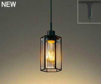 OP252554LC オーデリック ステンドグラス 調光可能型 プラグタイプコード吊ペンダント [LED電球色]