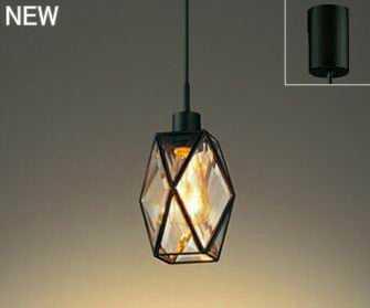 OP252555LC オーデリック ステンドグラス 調光可能型 コード吊ペンダント [LED電球色]