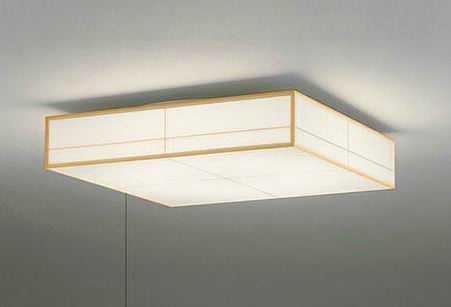 OL291023L オーデリック プルスイッチ付段調光タイプ 和風シーリングライト [LED電球色][~10畳] あす楽対応