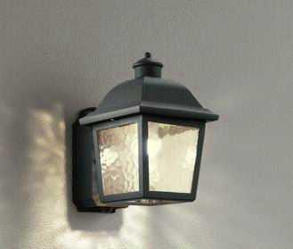 OG254404LC オーデリック 人感センサ付 アウトドアポーチライト [LED電球色][ブラック]