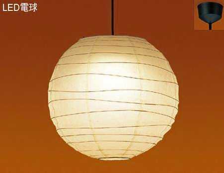 LGB11600Z パナソニック 提灯 ちょうちん 和風 コード吊ペンダント [LED電球色][~6畳]