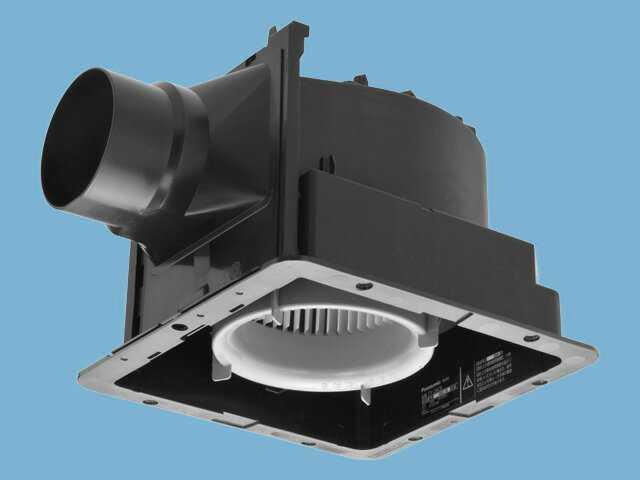 FY-24J8 パナソニック 換気扇 排気 低騒音形 樹脂製本体 ルーバー別売タイプ 埋込寸法:240mm角 適用パイプ径:φ100mm あす楽対応