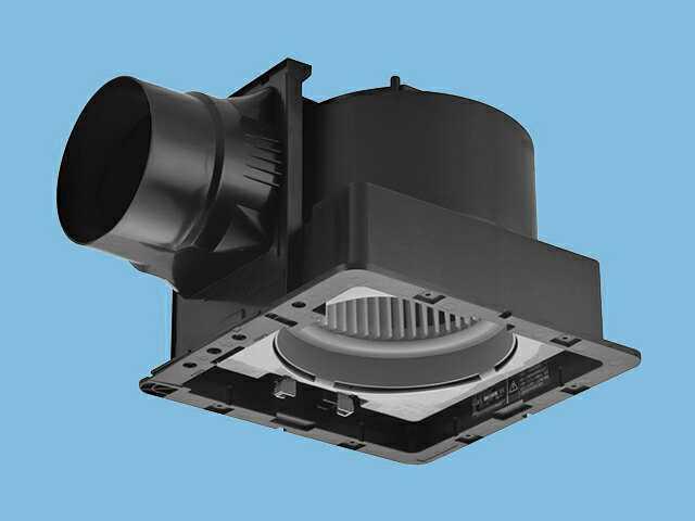 FY-27JD7 パナソニック 換気扇 排気・低騒音形 DCモーター搭載 樹脂製本体 ルーバー別売タイプ 埋込寸法:270mm角 適用パイプ径:φ150mm あす楽対応