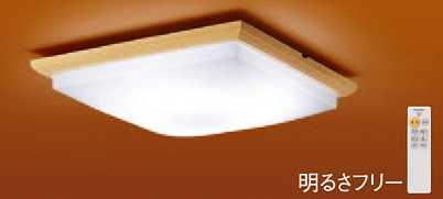 LGC45813 パナソニック 和風のあかり 調光・調色タイプ LEDシーリングライト [~10畳][昼光色][電球色]