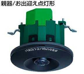 WTK4431B パナソニック センサ付配線器具・電材 かってにスイッチ 熱線センサ付自動スイッチ (子器)(防雨形)(ブラウン)