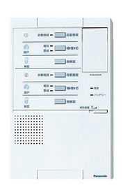 WQN45331W パナソニック 戸建HA機器 電子錠システム 電子錠操作器 (2回路)(露出型)