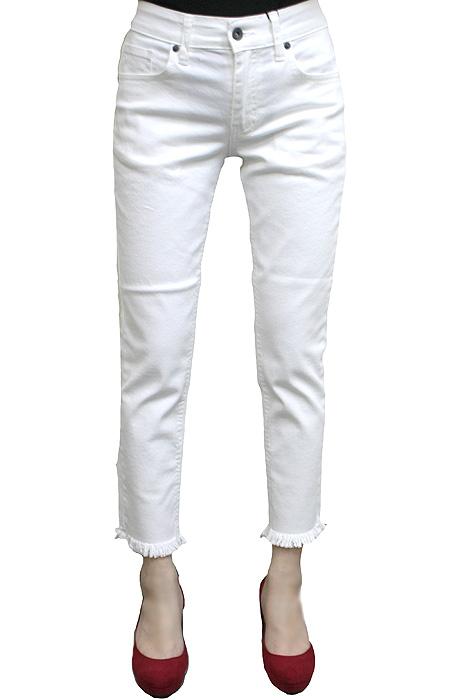 INDIMARK インディマーク クロップド ホワイト W052-4